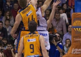 Valencia Basket – Neptunas Klaipeda (Basketball. Euroleague)